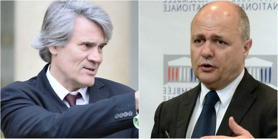 Le Foll et Le Roux s'opposent sur les ambitions présidentielles de Valls