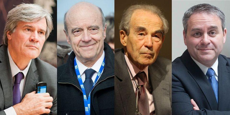 Le Foll, Juppé, Badinter, Bertrand : le multiplex politique du dimanche 27 octobre
