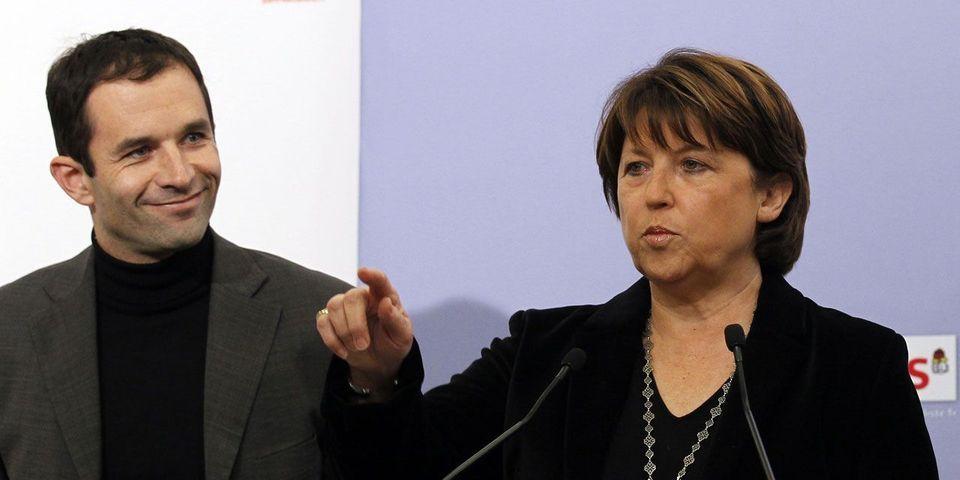Le geste de Benoît Hamon envers Martine Aubry : Jean-Marc Germain co-animera la direction de sa campagne