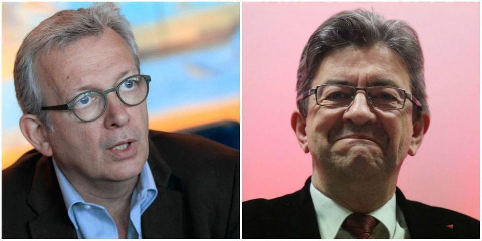 """Le gros lapsus de Pierre Laurent sur Jean-Luc Mélenchon, """"notre candidat en 2017"""""""