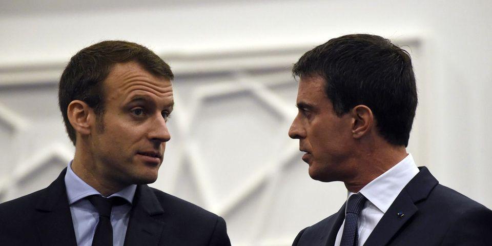 Le gros plaidoyer d'Emmanuel Macron en faveur de l'accueil des réfugiés (qui va ravir Manuel Valls)