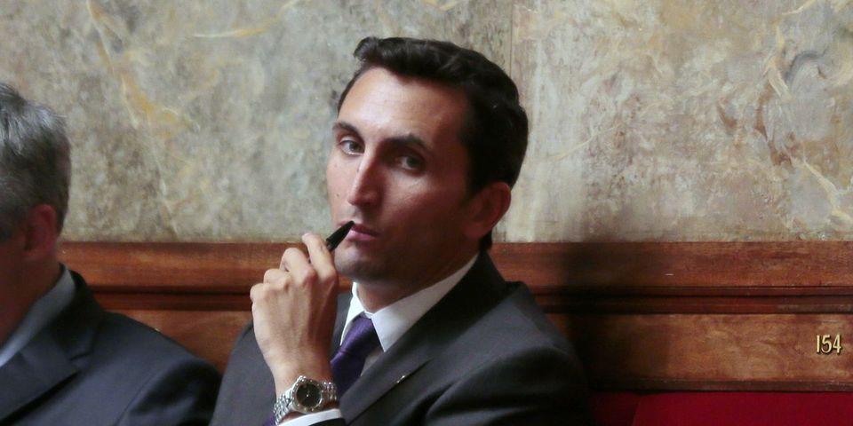 Le gros plan drague de l'UMP Julien Aubert en direction du parti d'extrême droite la Ligue du Sud