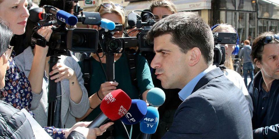 """Le hamoniste Mathieu Hanotin prévient qu'il """"ne votera pas la confiance"""" au nouveau gouvernement"""