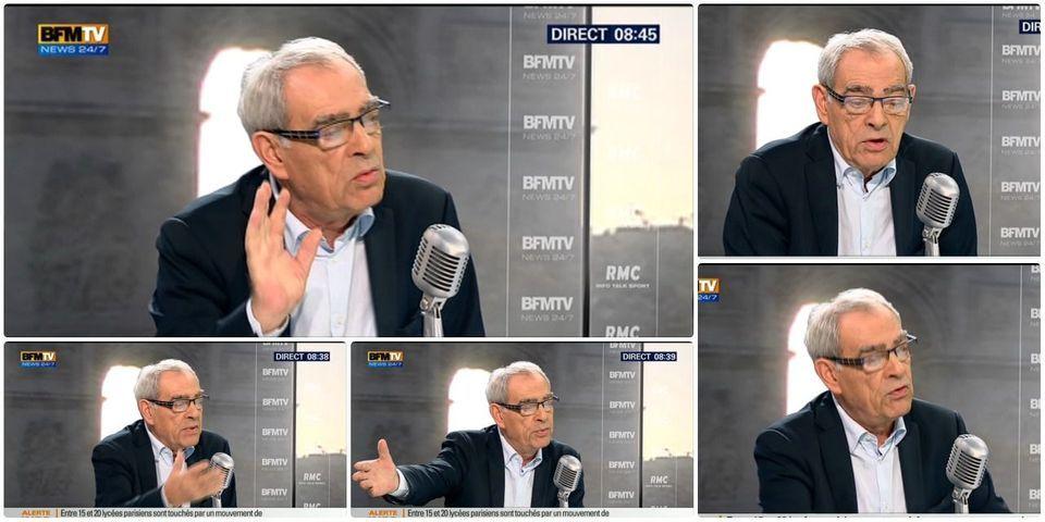 """Le """"j'aime les entreprises"""" d'Henri Emmanuelli qui propose zéro euro d'impôt pour les entreprises qui investissent leurs dividendes"""