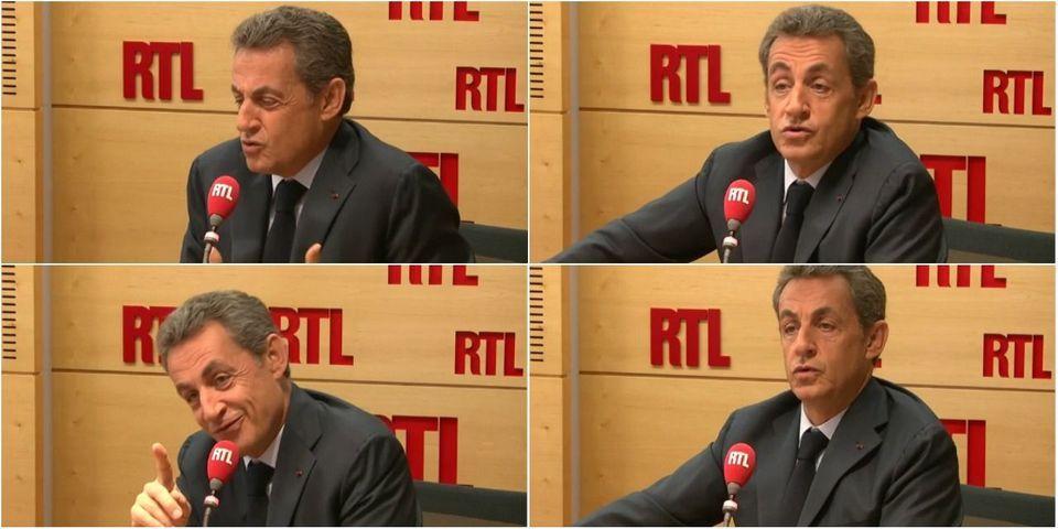 """Le """"je décide, il exécute"""" version Nicolas Sarkozy, adressé à François Fillon"""