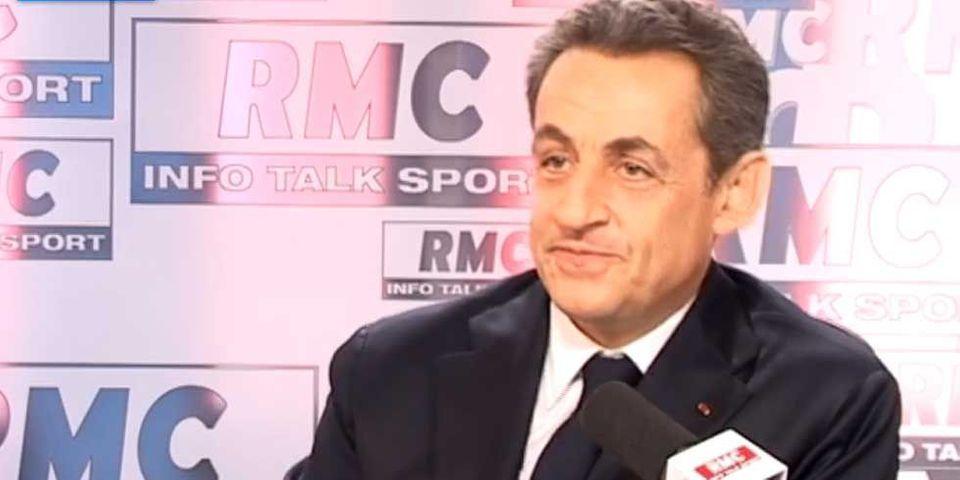 """Le jour où Bourdin a renommé une auditrice """"Giulia"""" face à Sarkozy"""