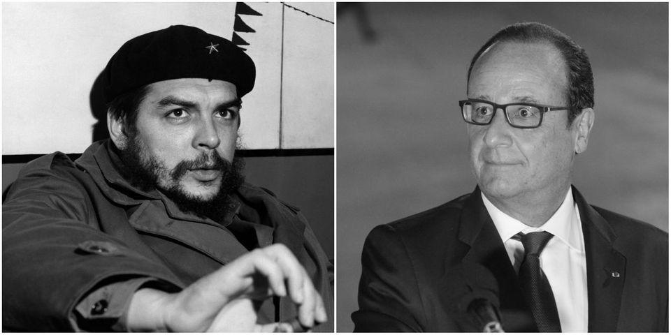 Le jour où les politiques français se sont demandé si François Hollande avait des points communs avec Che Guevara