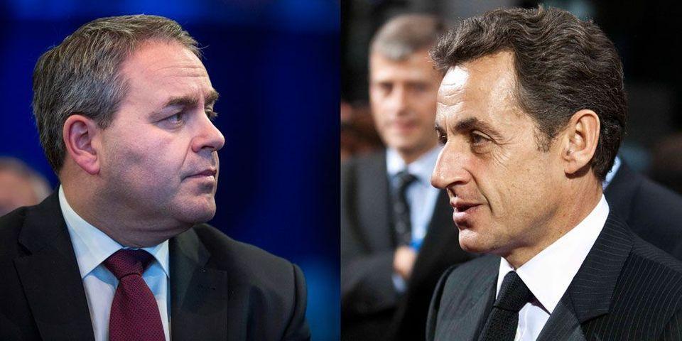 Le jour où Xavier Bertrand confesse à Nicolas Sarkozy ses ambitions présidentielles