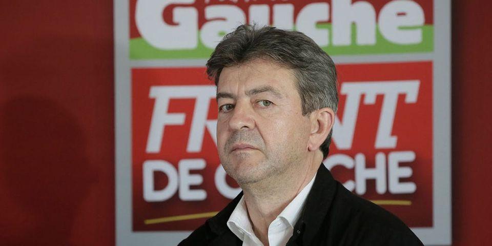 """Le journal Le Monde, """"organe central"""" du Front national selon Jean-Luc Mélenchon"""