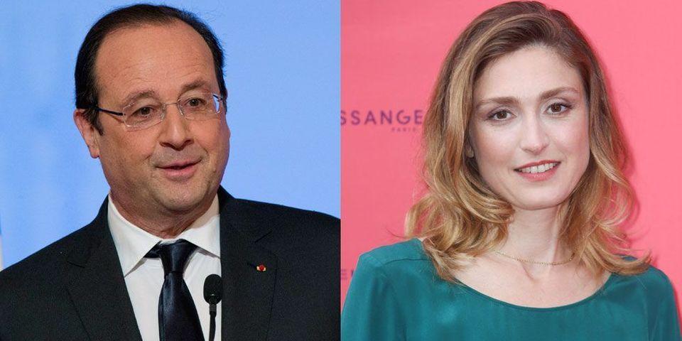 Le magazine Closer publie des photos de François Hollande et Julie Gayet