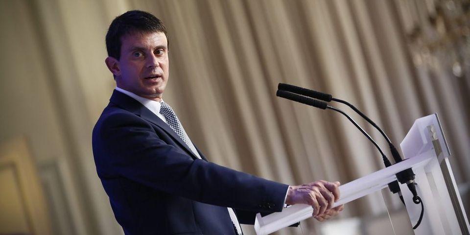 """Le maire de gauche Jean-Luc Le Drenn estime que les propos de Manuel Valls """"ont des relents d'extrême-droite"""""""