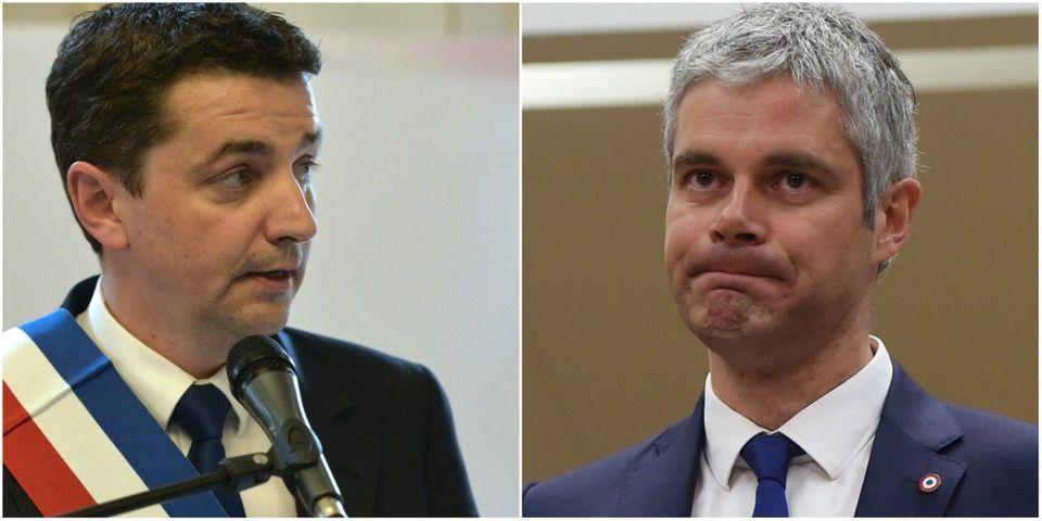 Le maire de Saint-Etienne Gaël Perdriau ne votera finalement pas Laurent Wauquiez pour la présidence de LR car il a insulté sa ville