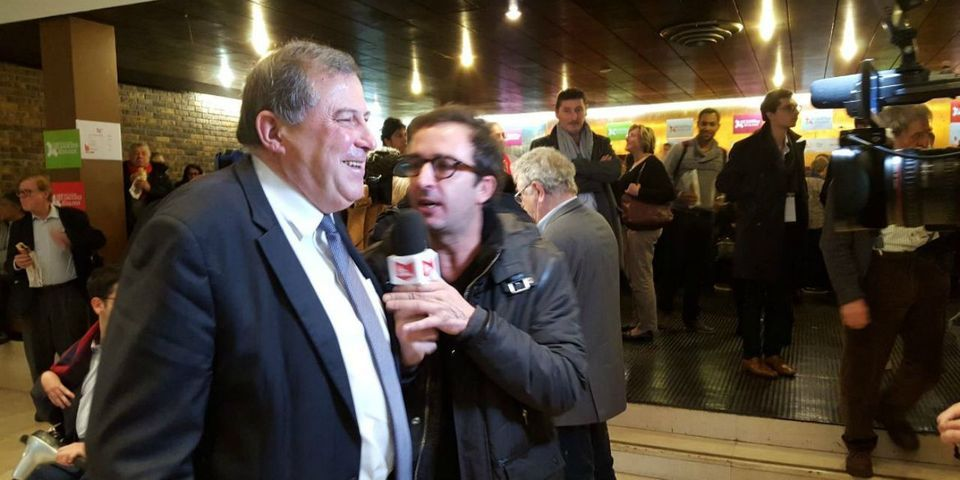 Le maire ex-UMP de Bergerac Daniel Garrigue a voté Benoît Hamon au premier tour de la présidentielle