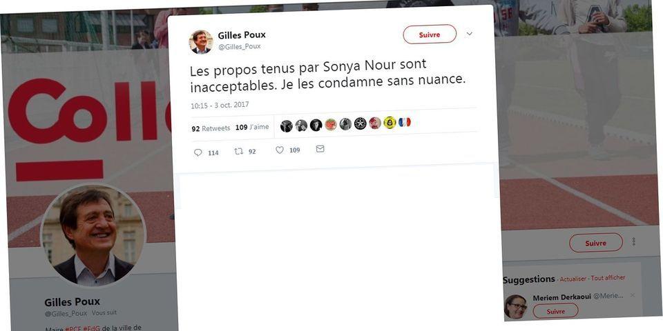 """Le maire PCF de La Courneuve dénonce les propos d'une collaboratrice sur le terroriste """"martyr"""" de Marseille"""