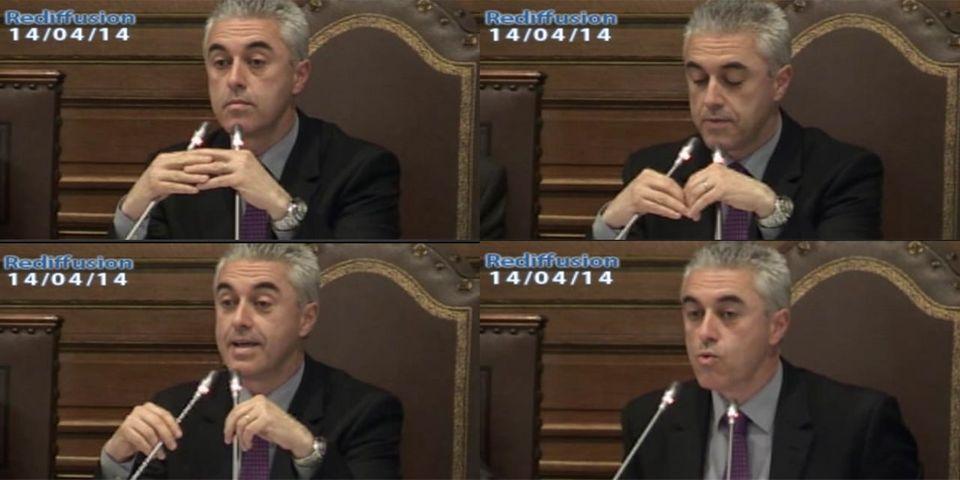 """Le maire UMP d'Asnières Manuel Aeschlimann à une élue de l'opposition : """"Avec qui couchez-vous ?"""""""