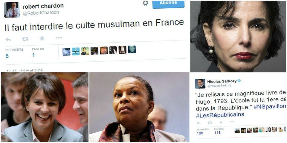 Le maire UMP qui veut interdire l'islam en France, sujet le plus lu de la semaine