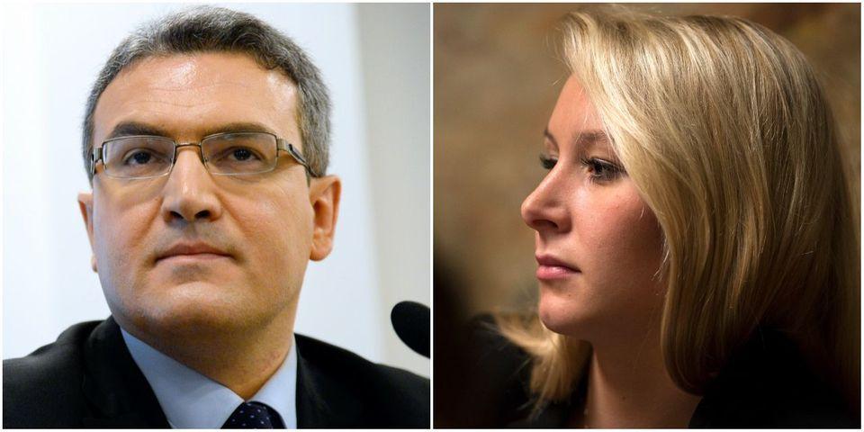 """Le message des FN Aymeric Chauprade et Marion Maréchal – Le Pen à leurs """"amis arabes"""""""