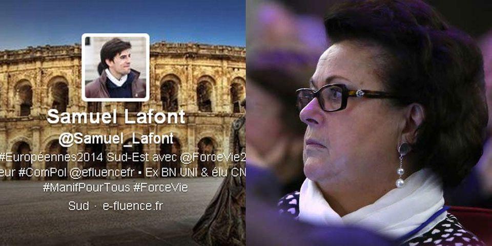 Le militant anti-mariage gay Samuel Lafont devient tête de liste aux européennes pour Christine Boutin