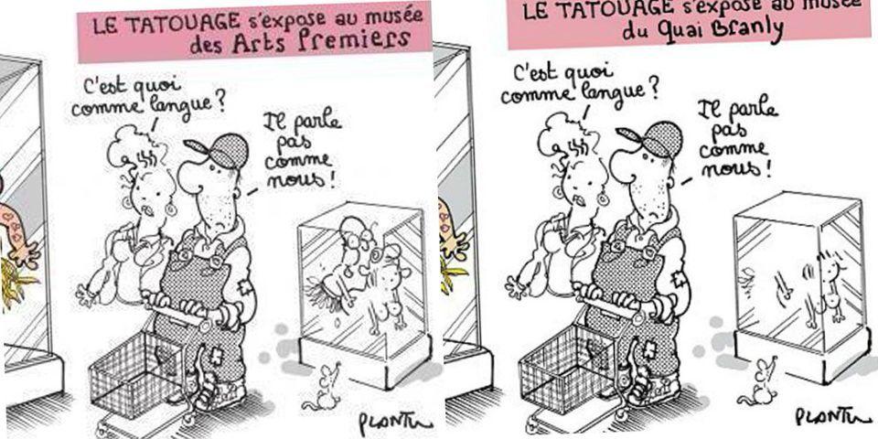 Le Monde gomme à sa une une représentation de François Hollande dans un dessin de Plantu