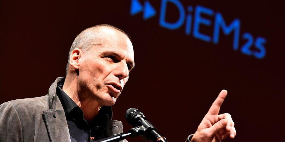 Le mouvement pan-européen de Yanis Varoufakis appelle à voter pour Emmanuel Macron