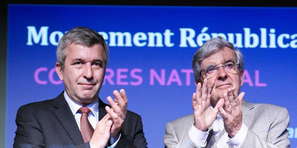 Le MRC de Jean-Pierre Chevènement demande aux Français de s'abstenir lors des élections européennes