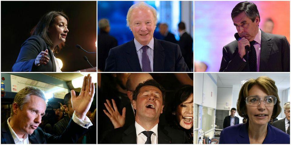 Le multiplex du 7 février avec Christian Estrosi, Cécile Duflot, Marisol Touraine, Nicolas Dupont-Aignan, Brice Hortefeux et François Fillon
