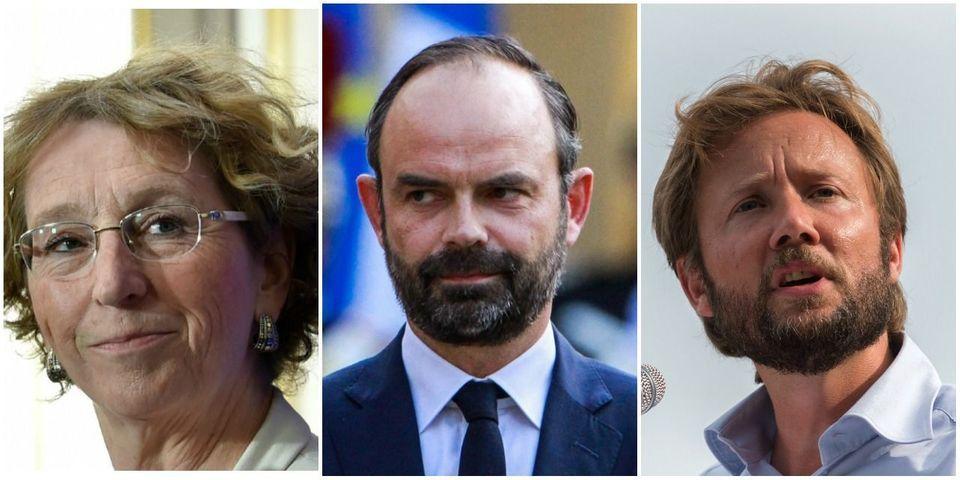 Le multiplex du dimanche 3 septembre avec Boris Vallaud, Muriel Pénicaud et Edouard Philippe