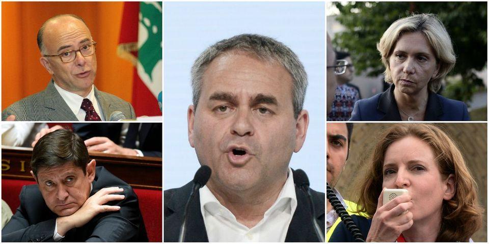 Le multiplex politique du 10 janvier avec Cazeneuve, NKM, Kanner, Pécresse et Bertrand