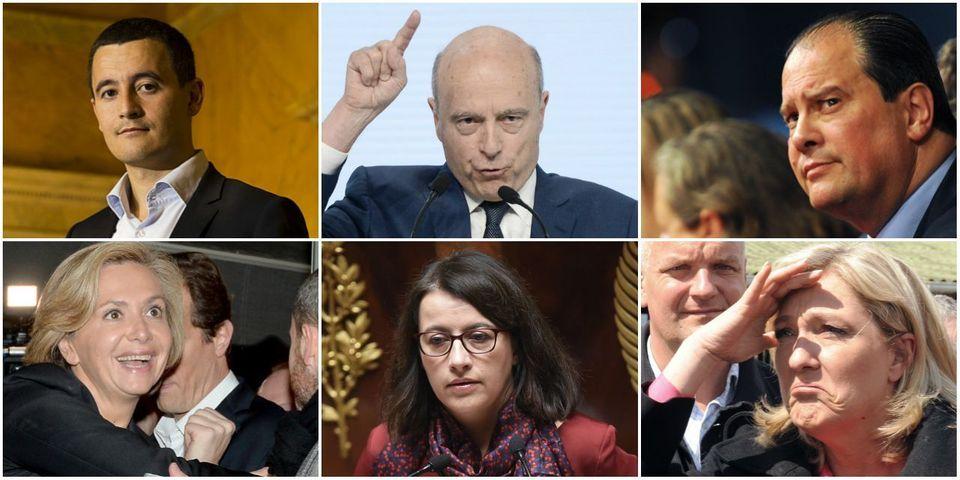 Le multiplex politique du 12 juin avec Marine Le Pen, Jean-Christophe Cambadélis, Cécile Duflot, Valérie Pécresse, Gérald Darmanin et Alain Juppé
