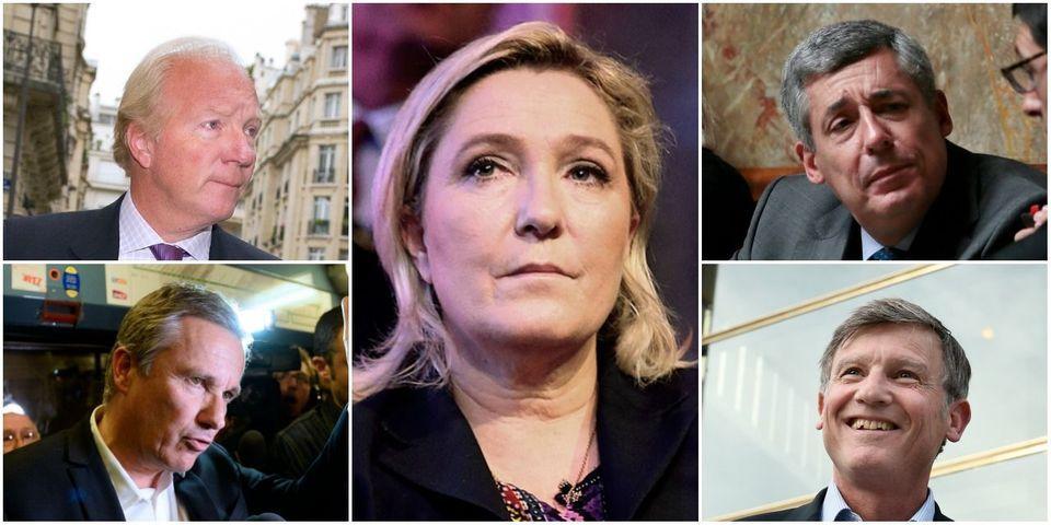 Le multiplex politique du 12 mars avec Le Pen, Peillon, Guaino, Nicolas Dupont-Aignan et Hortefeux