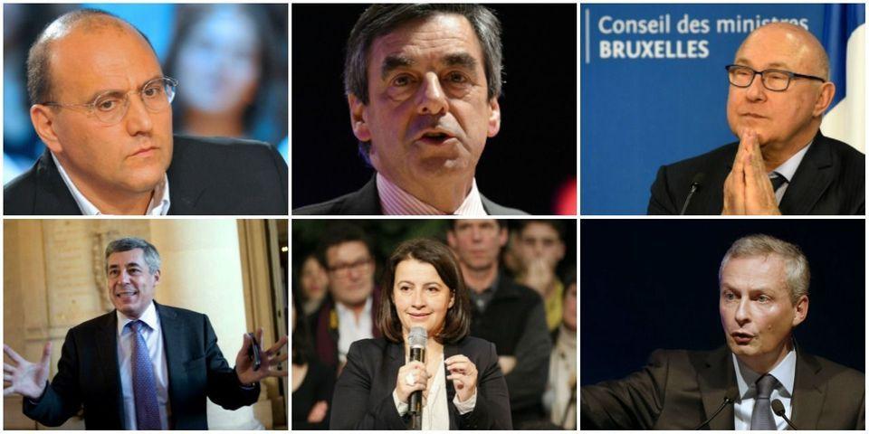 Le multiplex politique du 18 septembre avec Fillon, Guaino, Dray, Duflot, Sapin et Le Maire