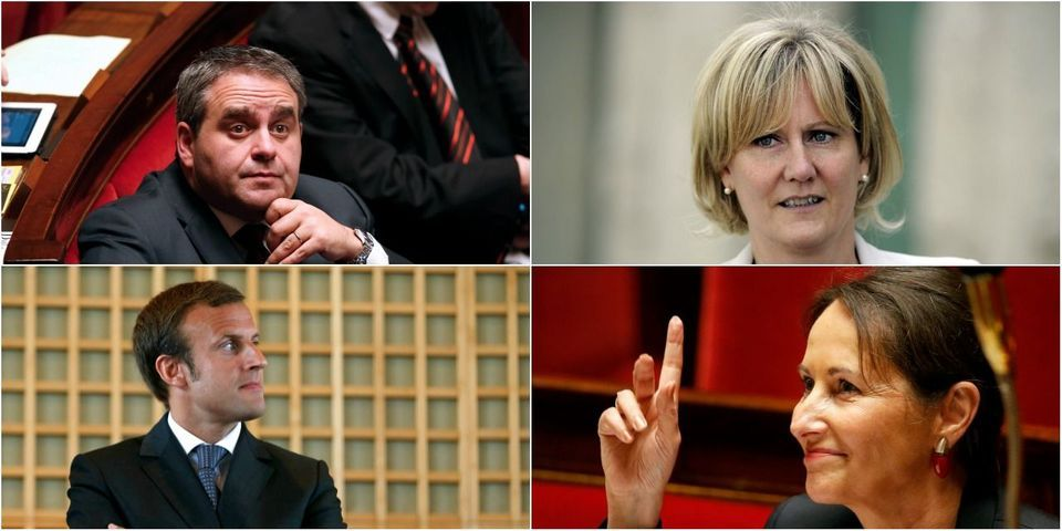 Le multiplex politique du 19 octobre avec Ségolène Royal, Emmanuel Macron, Xavier Bertrand et Nadine Morano