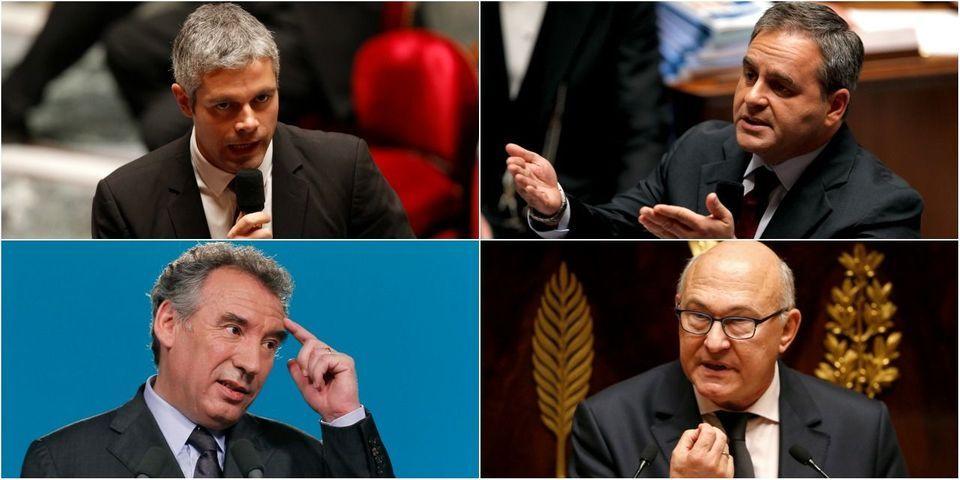 Le multiplex politique du 2 novembre avec Bayrou, Bertrand, Sapin et Wauquiez