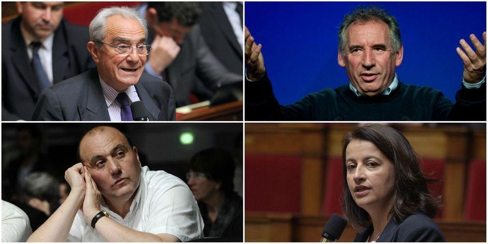 Le multiplex politique du 20 décembre avec Cécile Duflot, Julien Dray, Bernard Debré et François Bayrou