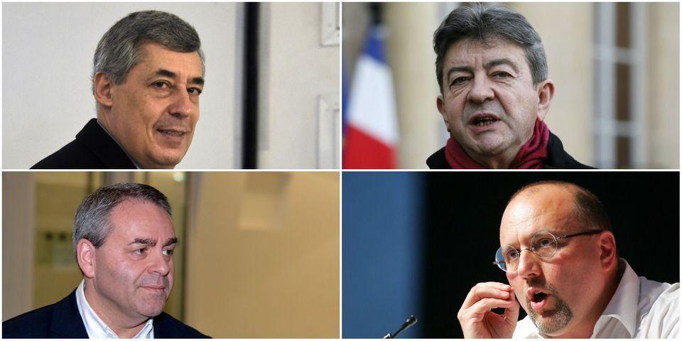 Le multiplex politique du 25 janvier avec Xavier Bertrand, Jean-Luc Mélenchon, Julien Dray et Henri Guaino sont les invités de ce 25 janvier