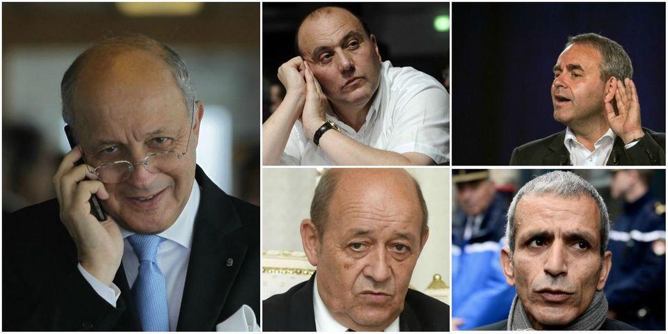 Le multiplex politique du 25 octobre avec Julien Dray, Jean-Yves Le Drian, Xavier Bertrand, Laurent Fabius, Marylise Lebranchu et Malek Boutih