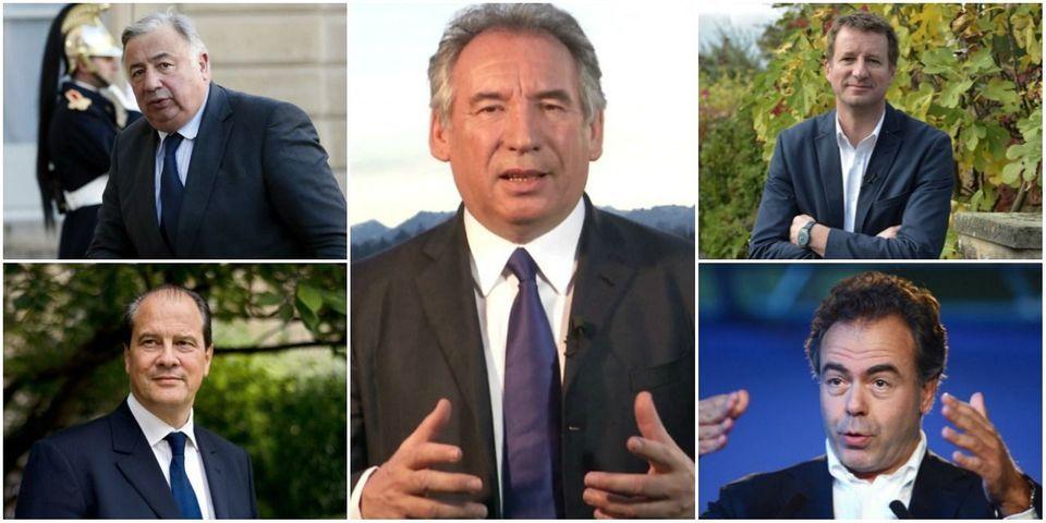 Le multiplex politique du 26 février avec Bayrou, Jadot, Chatel, Larcher et Cambadélis