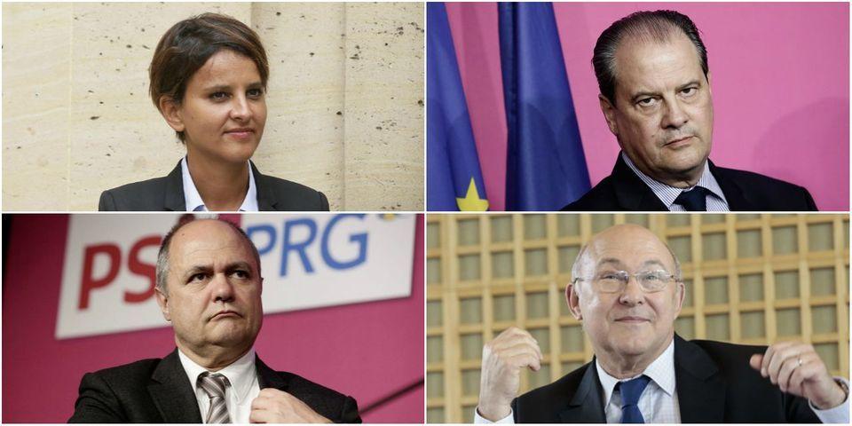 Le multiplex politique du 31 août avec Jean-Christophe Cambadélis, Bruno Le Roux, Michel Sapin et Najat Vallaud-Belkacem