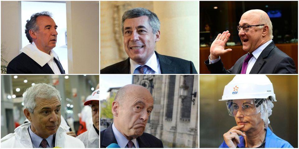 Le multiplex politique du 4 octobre avec Sapin, Guaino, Bayrou, Juppé, Bartolone et Royal