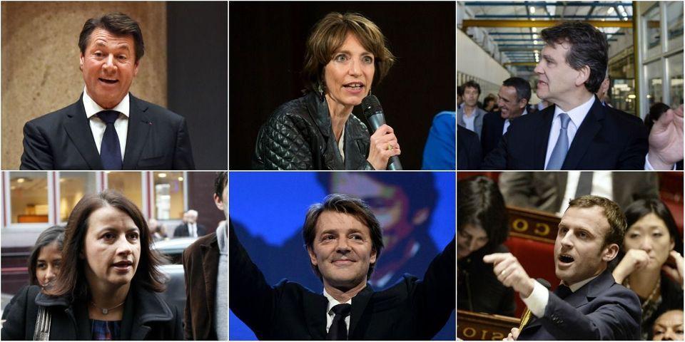 Le multiplex politique du 4 septembre, avec Montebourg, Macron, Duflot, Touraine, Baroin et Estrosi