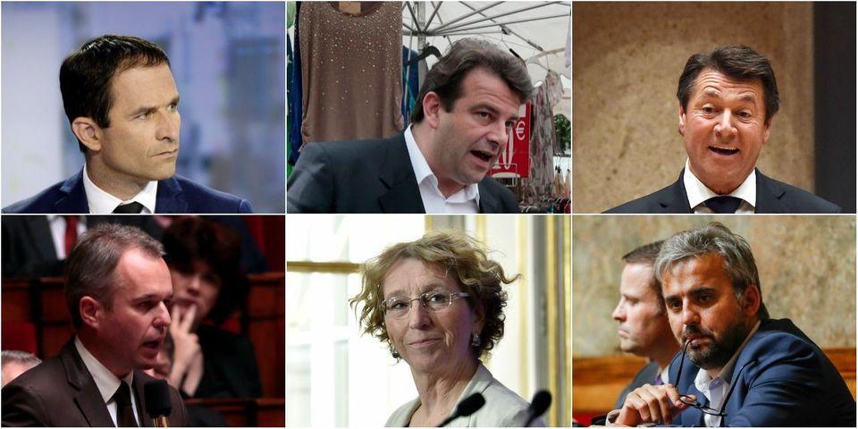 Le multiplex politique du 9 juillet avec Pénicaud, Estrosi, Hamon, Rugy, Corbière et Solère