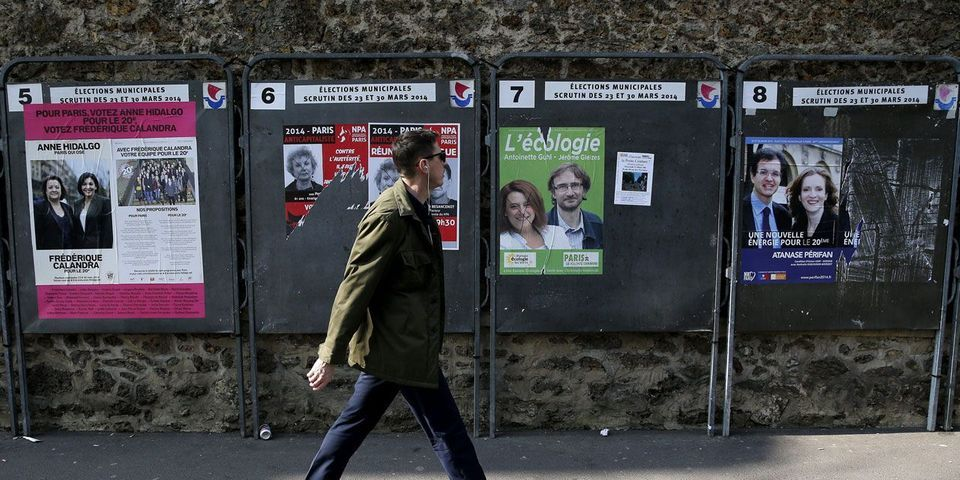 Le nouveau visage politique de Paris : les résultats du premier tour des municipales, arrondissement par arrondissement