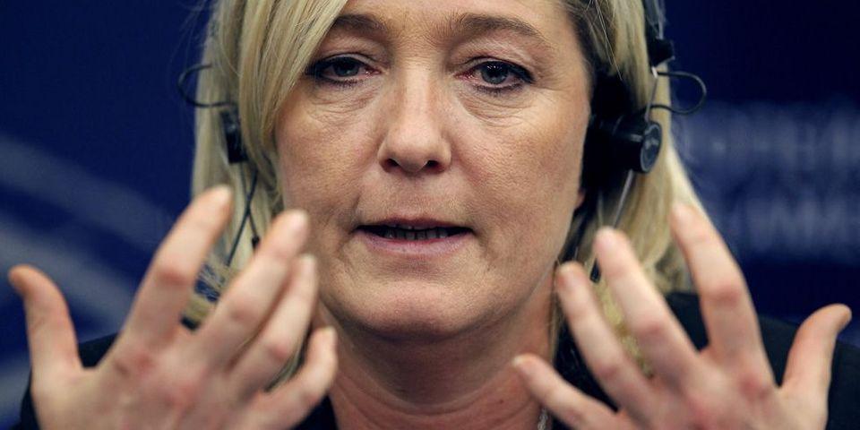 Le Parlement européen vote la levée de l'immunité parlementaire de Marine Le Pen