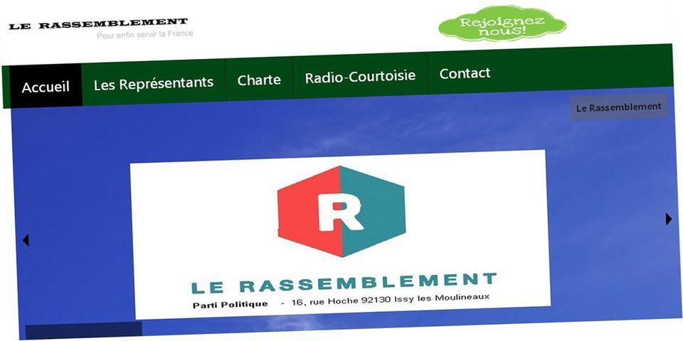 """Le parti """"Le Rassemblement"""" prêt à céder son nom à l'UMP si les alliés du FN sont réintégrés"""