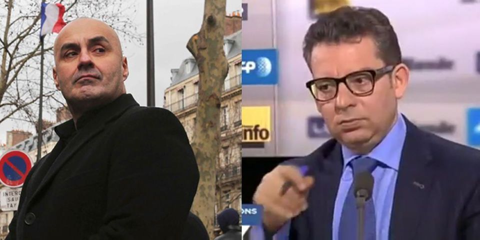 Le Parti socialiste et l'UMP soutiennent en chœur un journaliste visé par une pétition lancée par l'extrême droite de Serge Ayoub