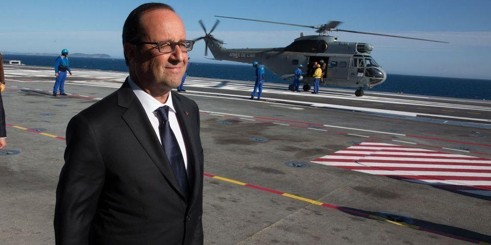 Le plan média de François Hollande pour le début d'année 2015