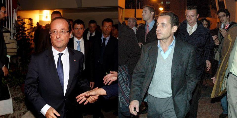 Non, François Hollande n'a pas fait du Nicolas Sarkozy à Echirolles