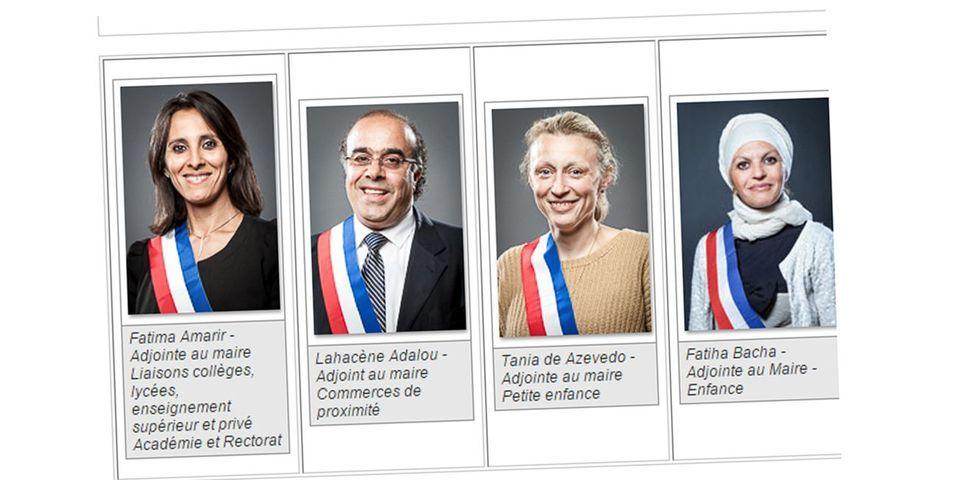 Le port du voile par une élue Les Républicains d'Argenteuil fait débat