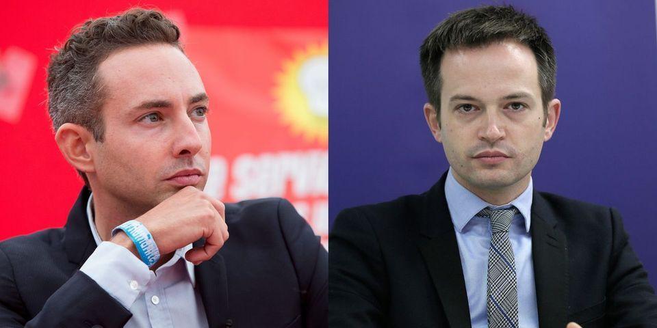 """Le porte-parole d'Anne Hidalgo accuse Pierre-Yves Bournazel, candidat UMP dans le 18e arrondissement, de """"réécrire l'histoire"""""""