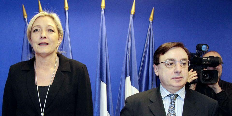 Le premier vice-président du FN Jean-François Jalkh mis en examen pour escroquerie